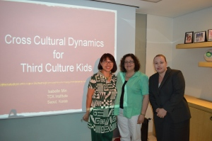 Third Culture Kids workshop