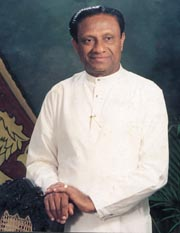 President Premadasa