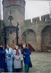 At the Castle