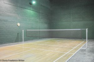 New Badminton Court